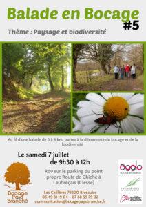 Balade en Bocage @ Laubreçais | Clessé | Nouvelle-Aquitaine | France