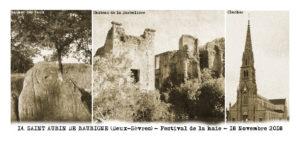 Festival de la haie @ Saint Aubin de Baubigné